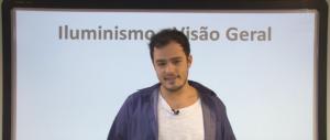 Vídeo Curso de Filosofia Aula 21 Visão Geral do Iluminismo