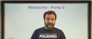 Vídeo Curso de Filosofia Aula 30 Nietzsche Parte II