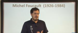 Vídeo Curso de Filosofia Aula 33 Foucault Vestibular1