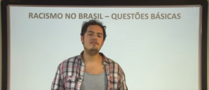 Vídeo Curso de Filosofia Aula 41 Sociologia O Racismo no Brasil