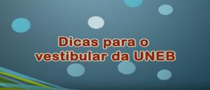 Vídeo Dicas Vestibular Uneb Inglês no Vestibular1