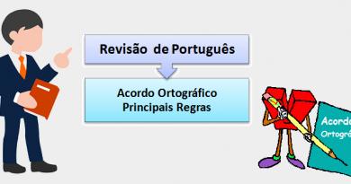 Acordo Ortográfico Principais Regras Vestibular1