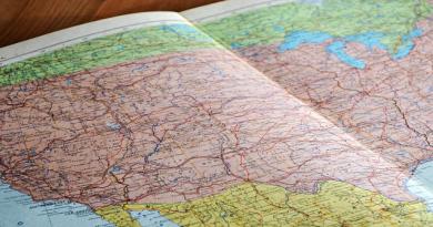 América Revisão de Geografia Vestibular1