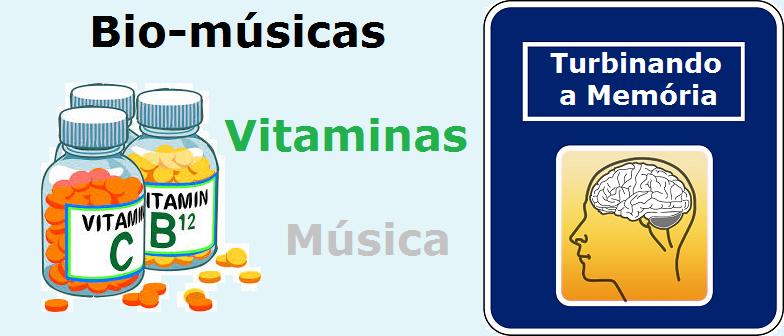 Bio-músicas Vitaminas Música Vestibular1