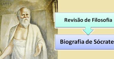 Biografia de Sócrates Revisão de Filosofia Vestibular1