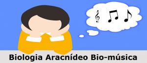 Biologia Aracnídeo Bio-música Vestibular1