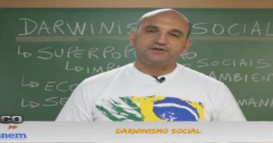 Biologia Vídeo Aula 19 Darwinismo Social. Concursos
