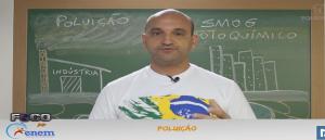 Biologia Vídeo Aula 21 Poluição. Vestibular1