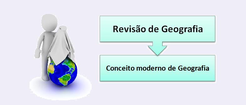 Conceito moderno de Geografia Vestibular1