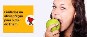 Cuidados na alimentação para o dia do Enem por Vestibular1