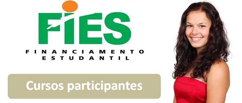Cursos participantes do Fies Financiamento Estudantil vestibular1