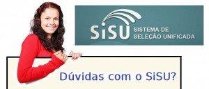 Dúvidas com o SiSU por Vestibular1