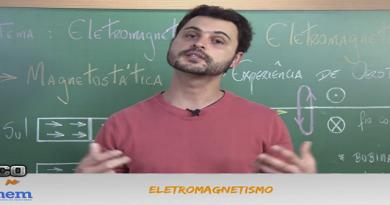 Física Vídeo Aula 05 Eletromagnetismo. Enem