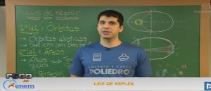 Física – Vídeo Aula 16 – Leis de Kepler. Enem