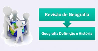 Geografia Definição e História Vestibular1