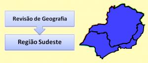 Geografia do Brasil Região Sudeste Vestibular1