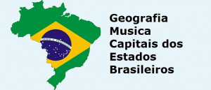 Geografia Musica Capitais Estados Brasileiros Vestibular1
