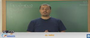 Geografia Vídeo Aula 10 El Niño. Enem