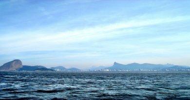 História da Baía de Guanabara Vestibular1
