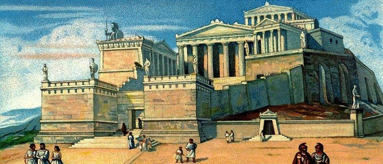História Esparta e Atenas Música Vestibular1