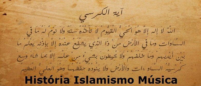 História Islamismo Música Vestibular1