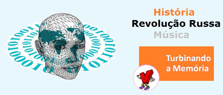 História Revolução Russa Música Vestibular1