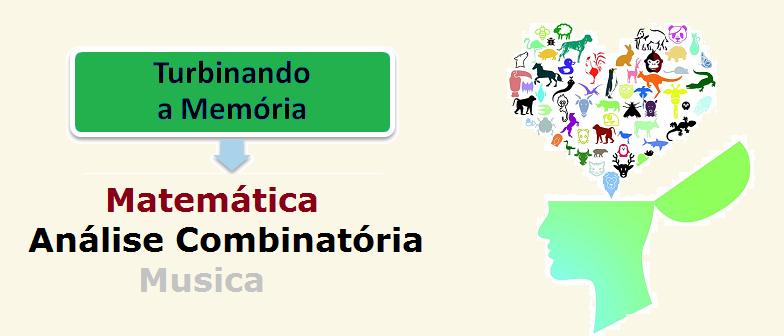 Matemática Análise Combinatória Musica Vestibular1