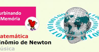 Matemática Binômio de Newton Música Vestibular1