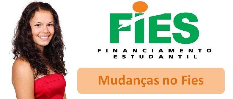 Mudanças no Fies Financiamento Estudantil Vestibular1