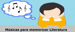 Músicas para memorizar Literatura Vestibular1