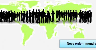 Nova ordem mundial Geografia Vestibular1