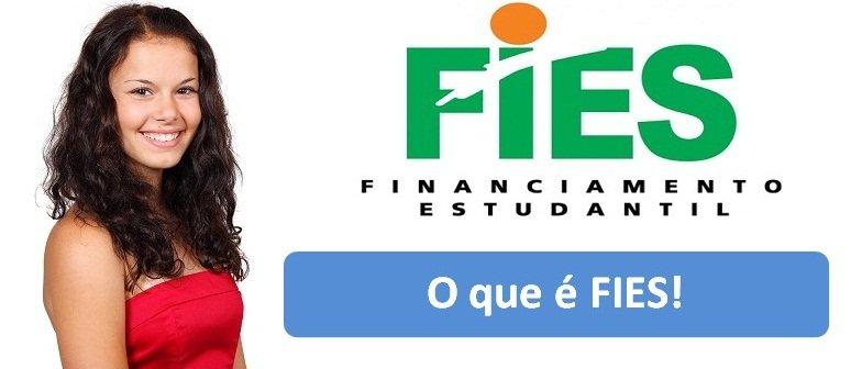 O que é FIES Financiamento Estudantil Vestibular1