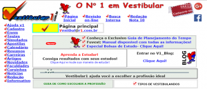 Página Principal 2 do Vestibular1 antiga