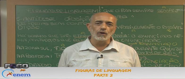 Português Vídeo Aula 07 Figuras de Linguagem Parte 2 Antítese