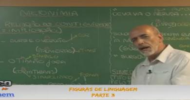 Português Vídeo Aula 08 Figuras de Linguagem Parte 3. Vestibular