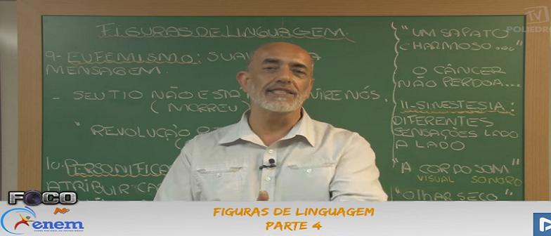 Português Vídeo Aula 09 Figuras de Linguagem Parte 4. Enem