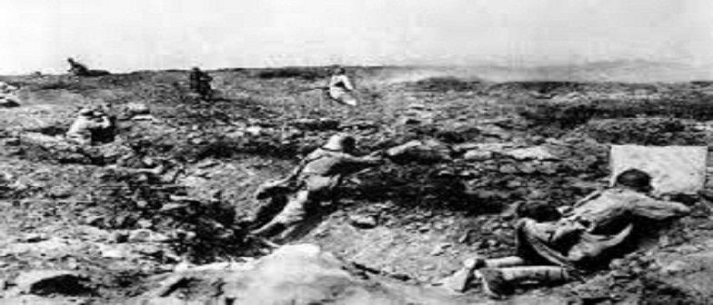 Primeira Guerra Mundial 1917 à 1918 Vestibular1