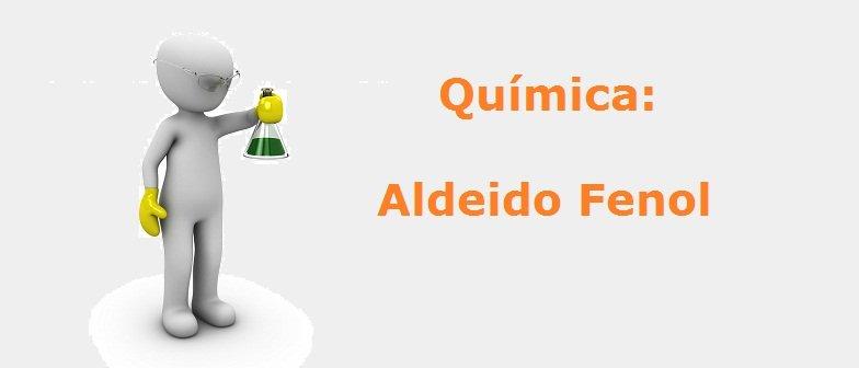 Química: Aldeido Fenol Vestibular1