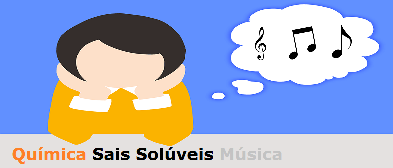 Química Sais Solúveis Música Vestibular1