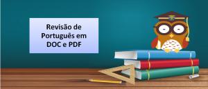 Revisão de Português em DOC e PDF Vestibular1