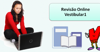 Revisão Online Vestibular1 Enem Vestibular