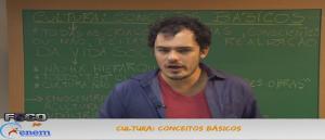 Sociologia Vídeo Aula 10 Cultura Conceitos Básicos. Vestibular1