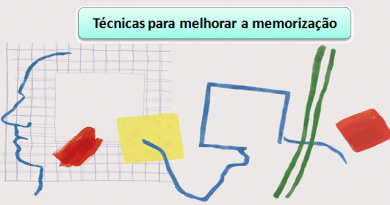 Técnicas para melhorar a memorização Vestibular1