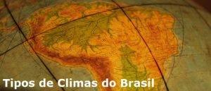 Tipos de Climas do Brasil Vestibular1