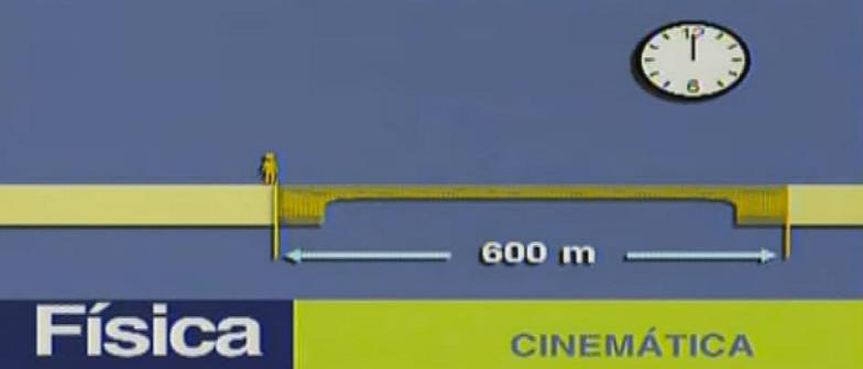 Vídeo Aula Física Cinemática 1de2 com Vestibular1. Física para Vestibular