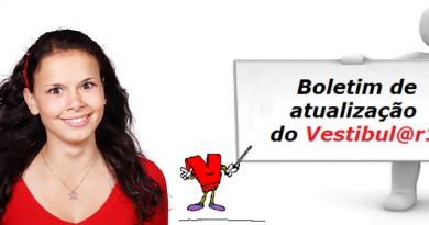 Boletim do Vestibular1 atualização