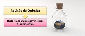 História da Química Princípios fundamentais Vestibular1