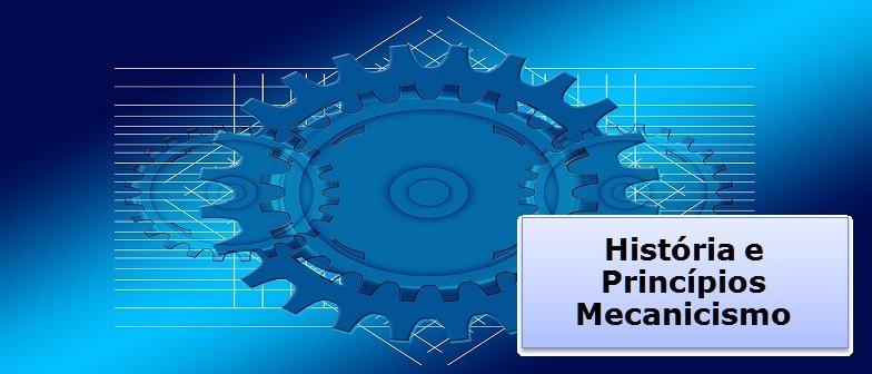 Física: História e Princípios Mecanicismo Vestibular1