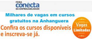 Milhares de vagas em cursos gratuitos na Anhanguera Vestibular1