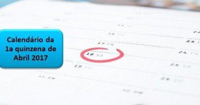 Calendário do Vestibular de Abril 2017 1a quinzena Vestibular1